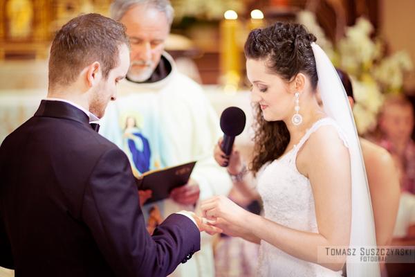 Ślub Kaji i Adama