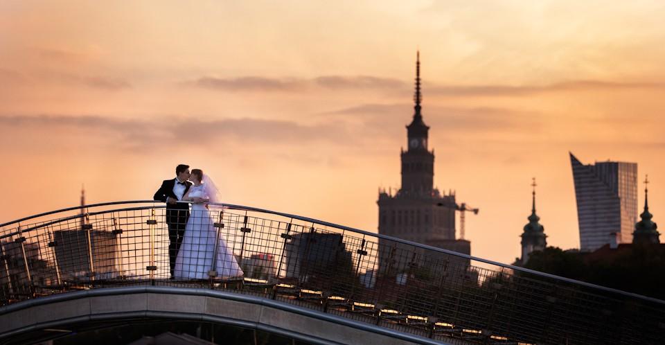 Plener ślubny Ani i Tomka