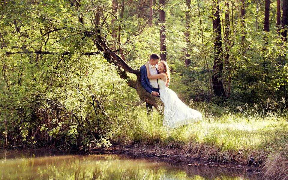 Plener Ślubny Gabrieli i Grześka