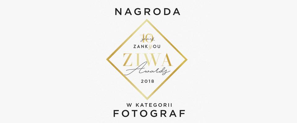 Zostaliśmy zwycięzcami plebiscytu  ZIWA 2018