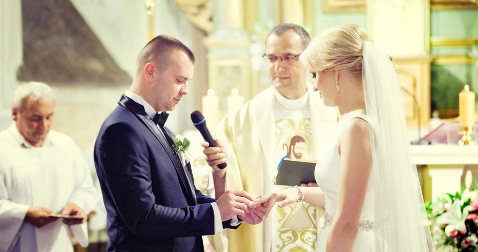 Ślub Martyny i Kuby